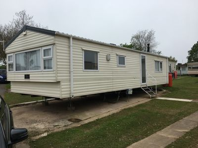 Photo for Delta Resort Holiday Home.2 bed 6 berth at the 5* Sand le Mere Holiday Village.