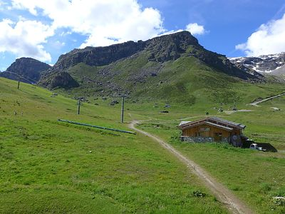 Photo for Apartment Les Tommeuses in Tignes - 7 persons, 2 bedrooms