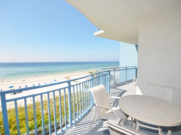 306 Sterling Breeze - 2BR/Bunk 3BA Gulf Frnt Great Views! Includes 2018 Beach Service!