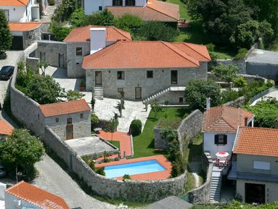 Photo for Beautiful villa with private swimming pool, beach and mountain - Free Wifi