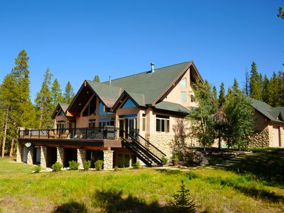 Photo for 5BR House Vacation Rental in Granby, Colorado