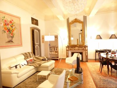 Photo for T2 60 M2 IN CHARMING MANSION HISTORICAL CENTER