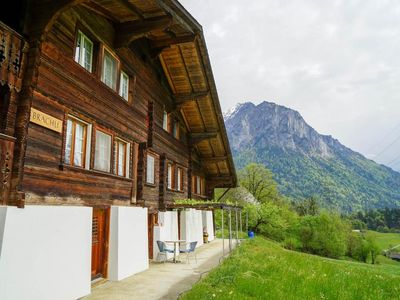 Photo for Holiday apartment Innertkirchen for 4 - 6 persons with 2 bedrooms - Holiday house