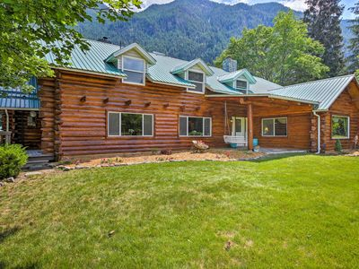 Photo for NEW! Swanson Lodge Ranch in Troy - Horse Friendly!