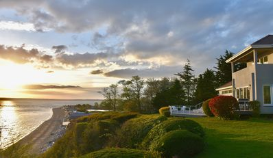 Photo for A Luxury Vacation Home on Beautiful Whidbey Island