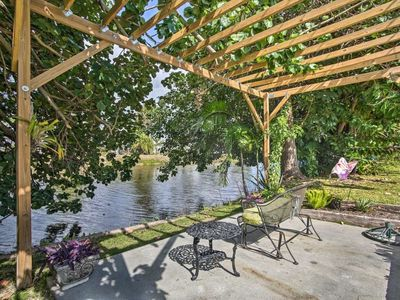 Photo for Miami - Strategically Located Private Canal Home with all the Comforts