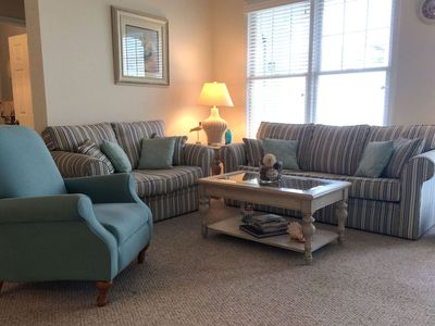 Photo for Wonderfully appointed Two Bedroom Condo just minutes from Downtown Lewes as well as both Bay and Ocean Beaches
