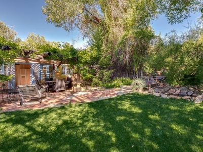 Photo for Historic Casa Oasis near Plaza and Canyon Road