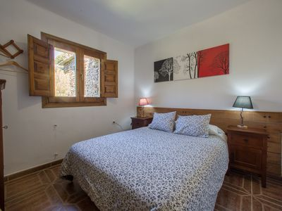 Photo for Beautiful rural apartment in the Trevelez river valley