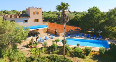 Photo for Ca'n Palea, Wi-fi, Pool, Garden, 15 minutes From the beach Es Trenc