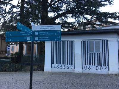 Photo for The barcode house in Merano