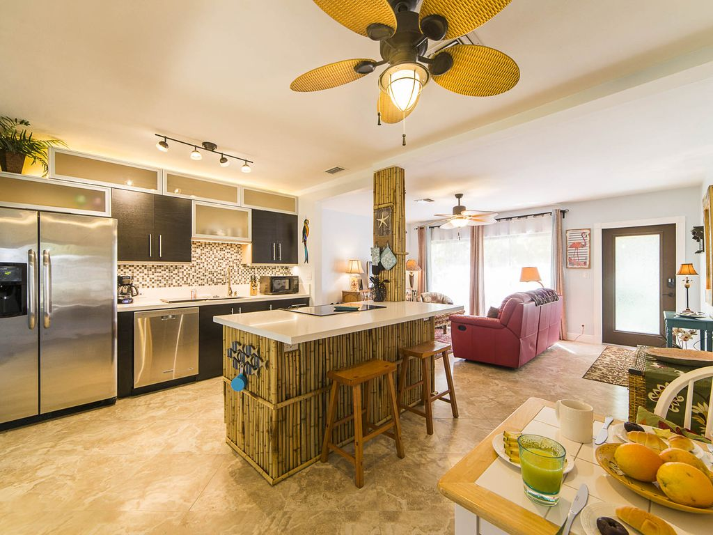 Welcome To Flamingo House Homeaway South Fort Lauderdale