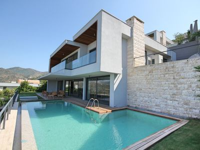 Photo for Villa Alpha - Modern Vacation Villa, Yalıkavak / Bodrum