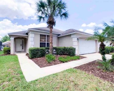 Photo for 4BR/3BA Private Villa, 3Miles to Disney, Clean Pool and Cozy Home, Gated