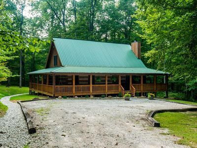 Photo for Great Escape  Log Cabin