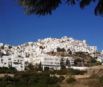 Photo for Mojacar Pueblo, Delightful Apartment With Pool And Magnificent Views