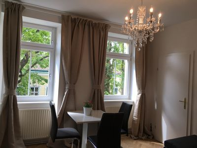Photo for Deluxe Appartement 44/1, 40qm, 1 Schlafzimmer, max. 4 Personen
