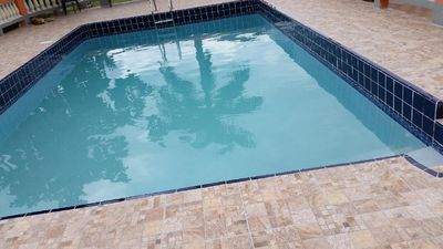 A large, private, and spacious, pool could be yours !!!