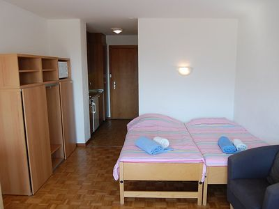 Photo for Apartment in the center of Nendaz with Lift, Washing machine, Terrace (42327)