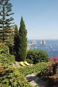 Photo for Beautiful villa overlooking the Faraglioni just minutes from the square