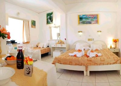 family apartment for 2-3 persons 31 m2 private balcony and beautiful views