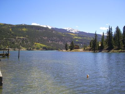 Photo for 1BR Cabin Vacation Rental in Lake City, Colorado