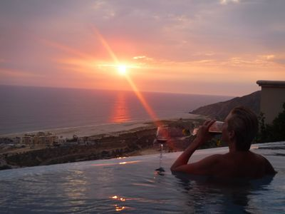 Photo for Beautiful ocean view villa with private pool & Jacuzzi