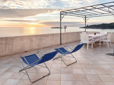 Photo for LA PUNTA Apartment 1 - Vacation by the sea