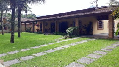 Photo for Excellent House in Condominio Closed w / pool and barbecue