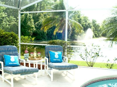 Photo for Newly Refurnished!~Private Pool~8 Mi From Disney