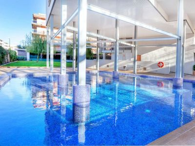 Photo for Apartment Marina Palace in St Antoni de Calonge - 6 persons, 3 bedrooms