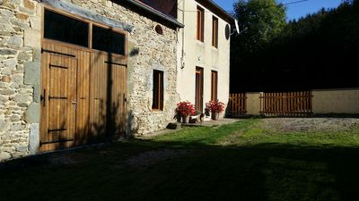 Photo for Country home with a beautiful view. Auvergne Region