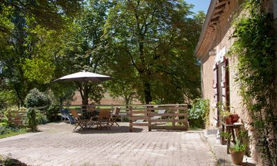 Photo for In the heart of Gascony, charming cottage