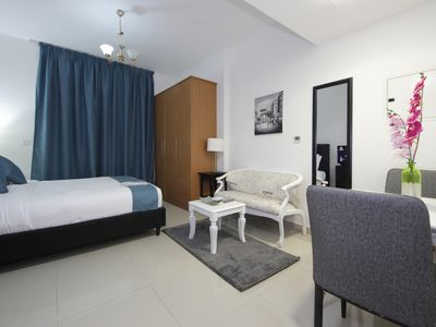 Photo for Exclusive Studio Apartment in Lakeside Tower- IMPZ