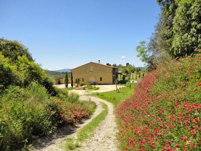 Photo for Apartment Agriturismo L Allumiere (VOL195) in Volterra - 5 persons, 1 bedrooms