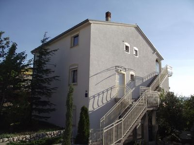 Photo for Apartment in Novi Vinodolski (Novi Vinodolski), capacity 4+1