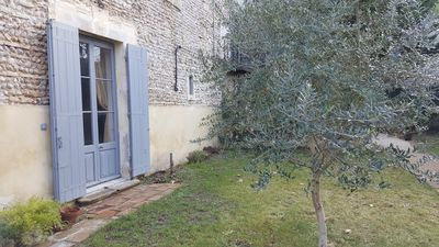 Photo for Furnished studio renovated in the heart of Générac, ideal for short stays