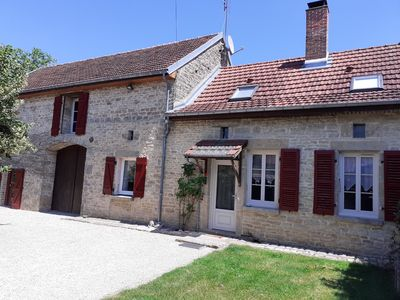 Photo for Comfortable house in the countryside near Chablis and Champagne