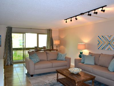 Photo for Water View 3 Bed, 2 BA Villa by South Beach Marina and Salty Dog, Sleeps 8
