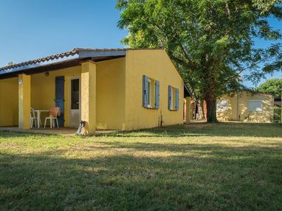 Photo for Camping Le Méditerranée ***** - Two-room gîte 2 People Essential