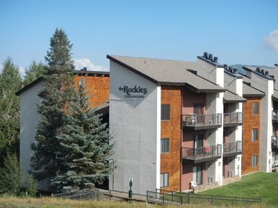 Photo for Steamboat Rockies 2 Bedroom 2 Bath Large - All Amenities