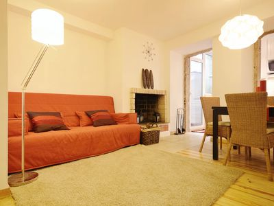 Photo for Lisboa One Season apartment in Bairro Alto with WiFi & lift.