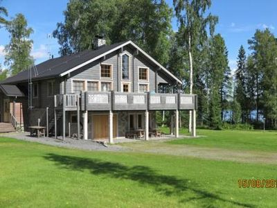 Photo for Vacation home Villa hukka in Rantasalmi - 20 persons, 9 bedrooms