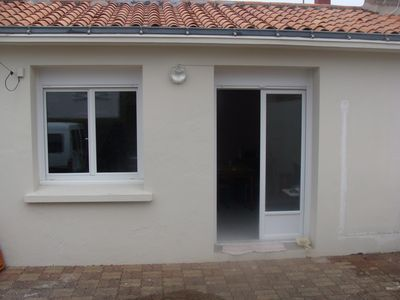 Photo for SEASIDE HOUSE WITH COURT AND PARKING T2