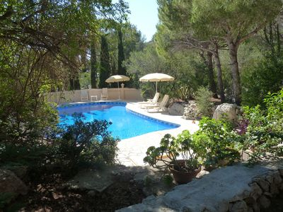 Photo for Exceptionally spacious 400m2  villa in the Montgo Natural Park Conservation Area