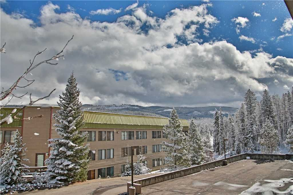 Snowblaze Condominiums C14: 2 BR / 2 BA wp condo in Winter Park, Sleeps 7