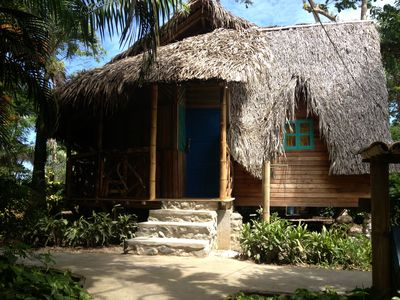 Photo for Private Jungle Beach Cabin #1