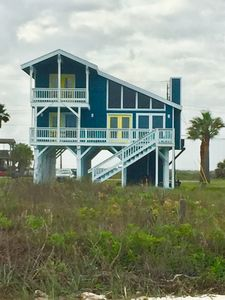 Photo for Fly Me to the Dune - Stylish beachfront family home
