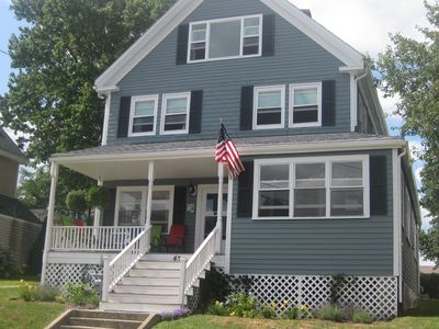 Photo for 6 Bedroom Victorian at Nantasket Beach