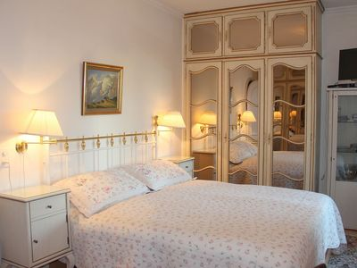 """Photo for luxury apartm.""""Magnolie"""" Castagnola-near lake,aircond. park,indoorpool, lakeview"""
